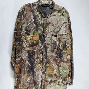 Winchester Lightweight Vented Hunting Shirt Sz M